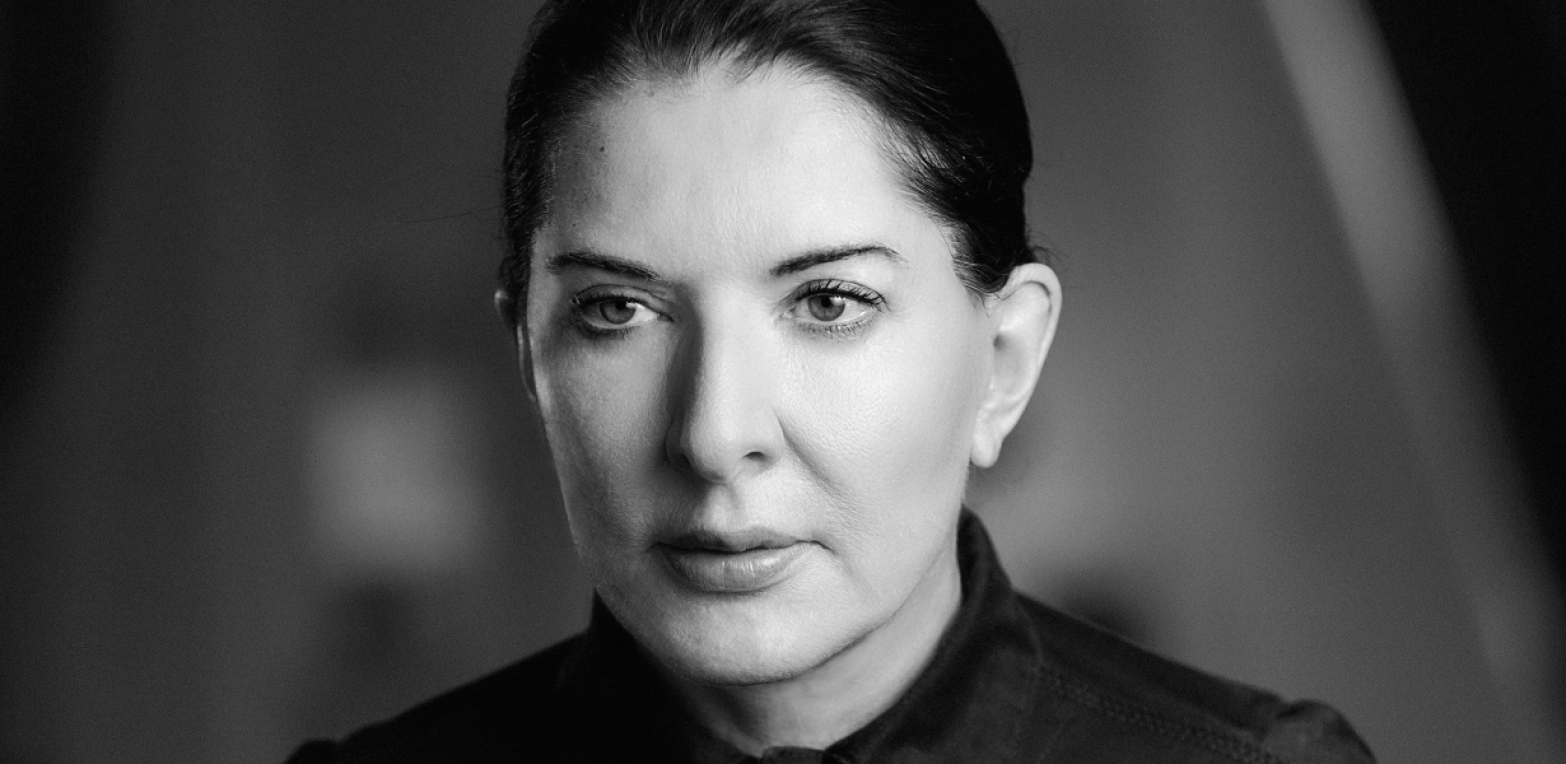 Marina Abramović | What is the role of artists amid a crisis?